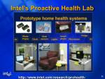 intel s proactive health lab2
