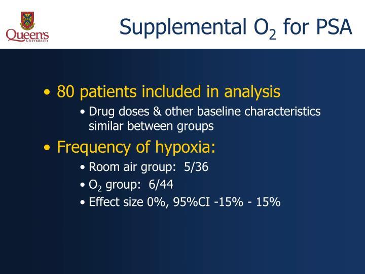Supplemental O