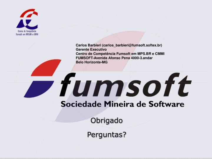 Carlos Barbieri (carlos_barbieri@fumsoft.softex.br)