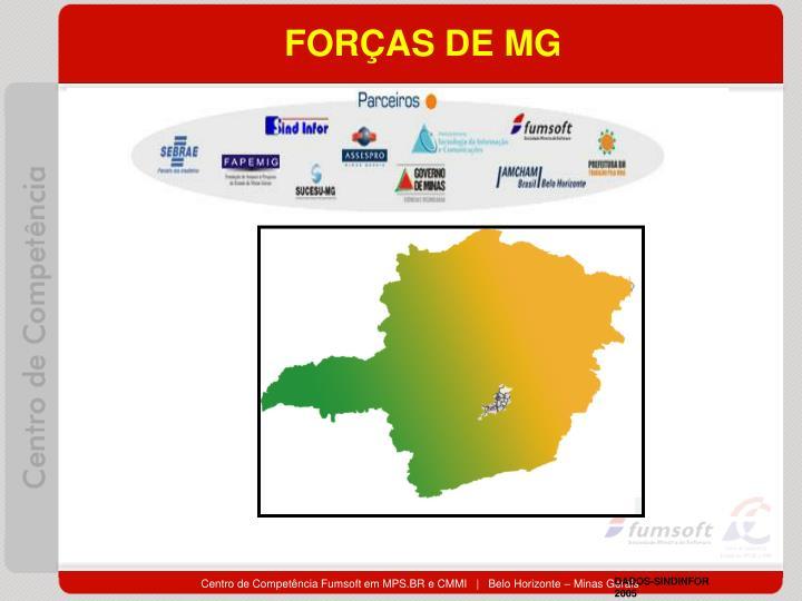 FORÇAS DE MG