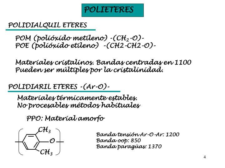 POLIETERES