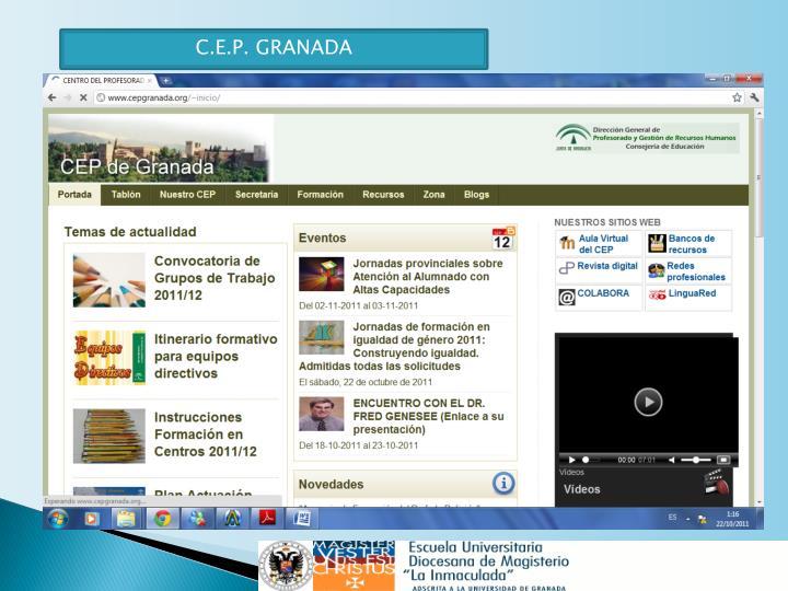 C.E.P. GRANADA
