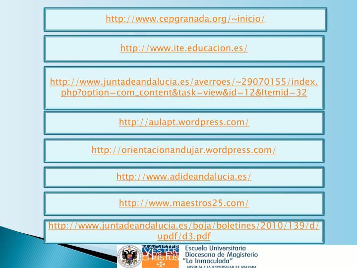 http://www.cepgranada.org/~inicio/