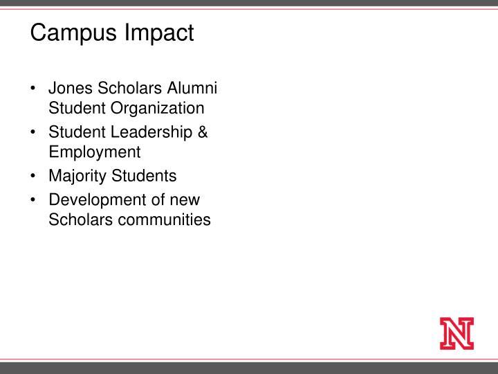 Campus Impact