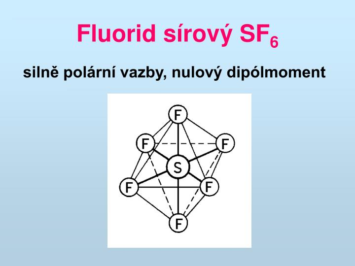 Fluorid sírový SF