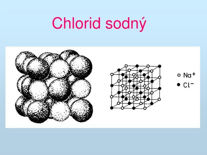 Chlorid sodný