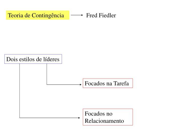 Teoria de Contingência