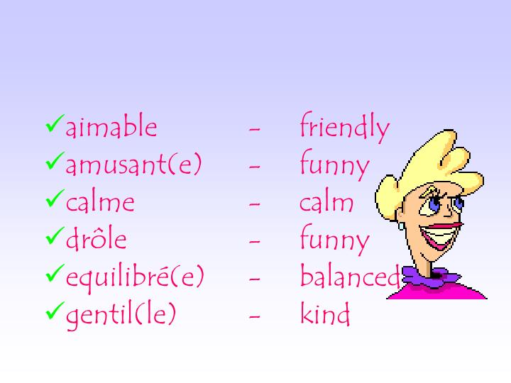 aimable-friendly