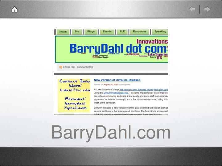 BarryDahl.com