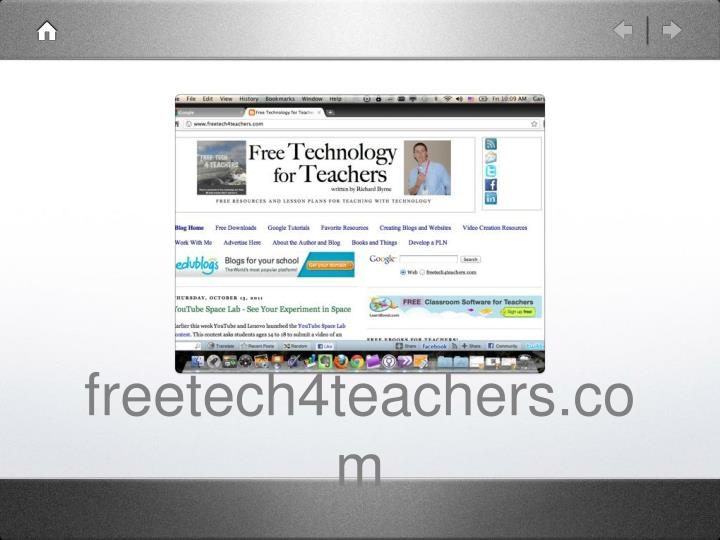 freetech4teachers.com
