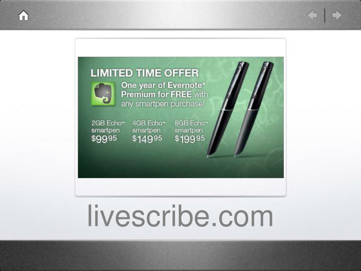 livescribe.com