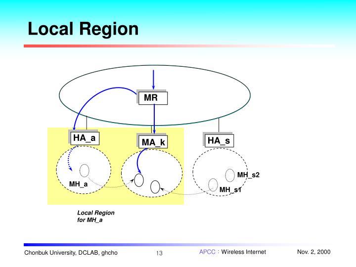 Local Region