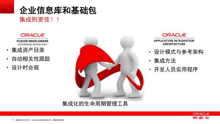 企业信息库和基础包