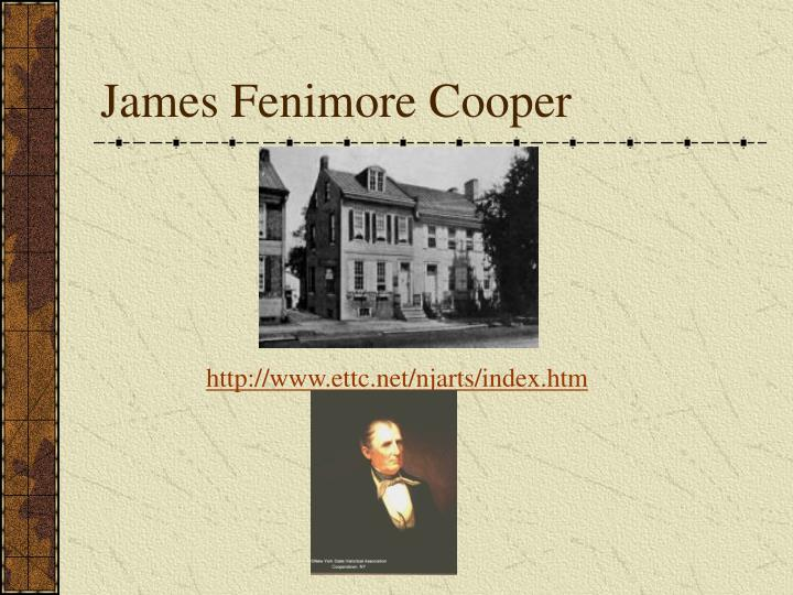 a comparison of james fenimore cooper and nathaniel hawthorne two american authors Essays and criticism on ecocriticism and nineteenth-century literature  james fenimore cooper, nathaniel hawthorne,  the two great nineteenth‐century american.