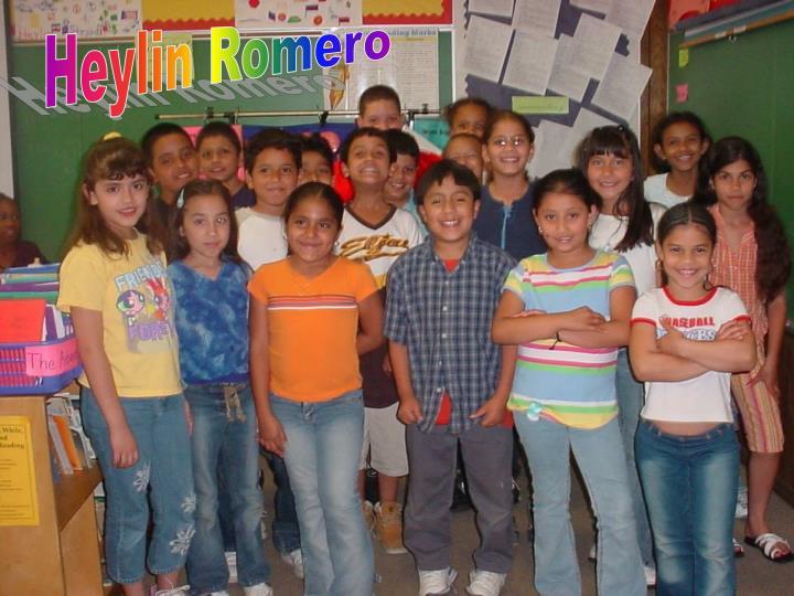 Heylin Romero