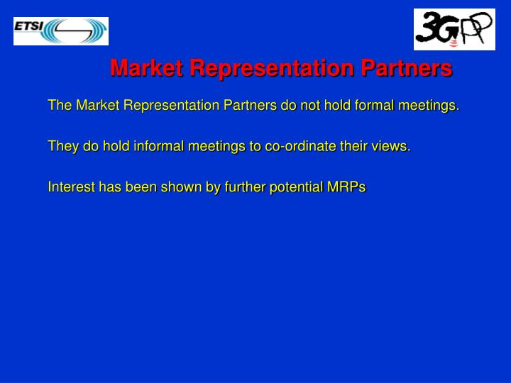Market Representation Partners
