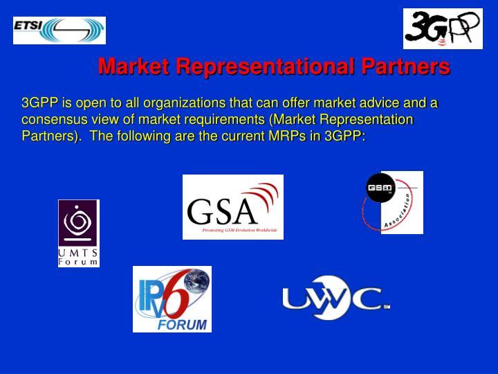 Market Representational Partners