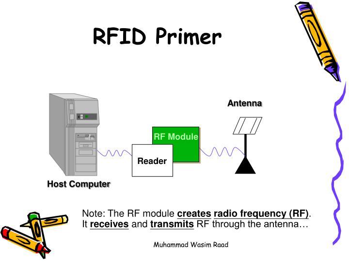 RFID Primer