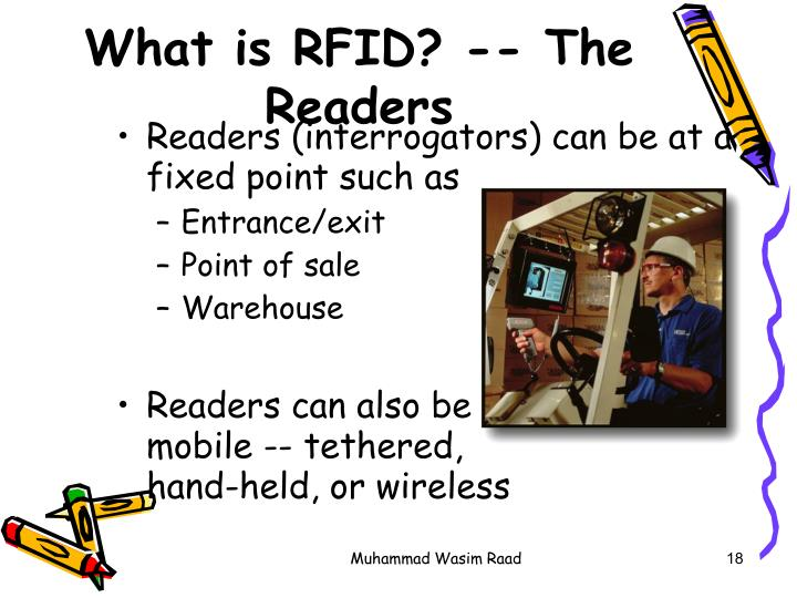 What is RFID? -- The Readers