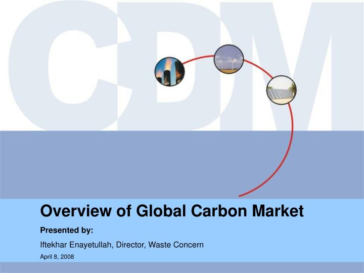 Overview of Global Carbon Market