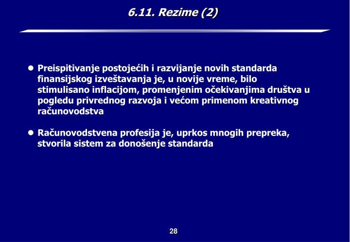 6.11. Rezime (2)