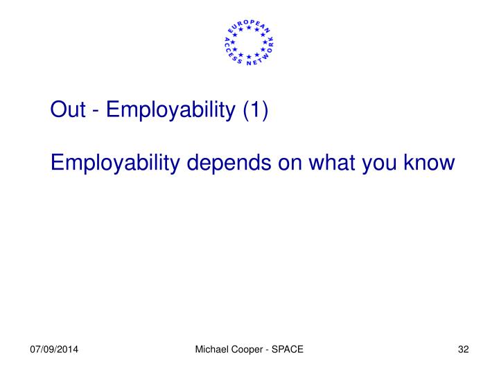 Out - Employability (1)