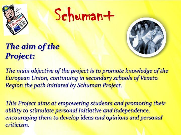 Schuman+