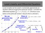 local linearity and differential equations4