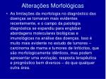 altera es morfol gicas1
