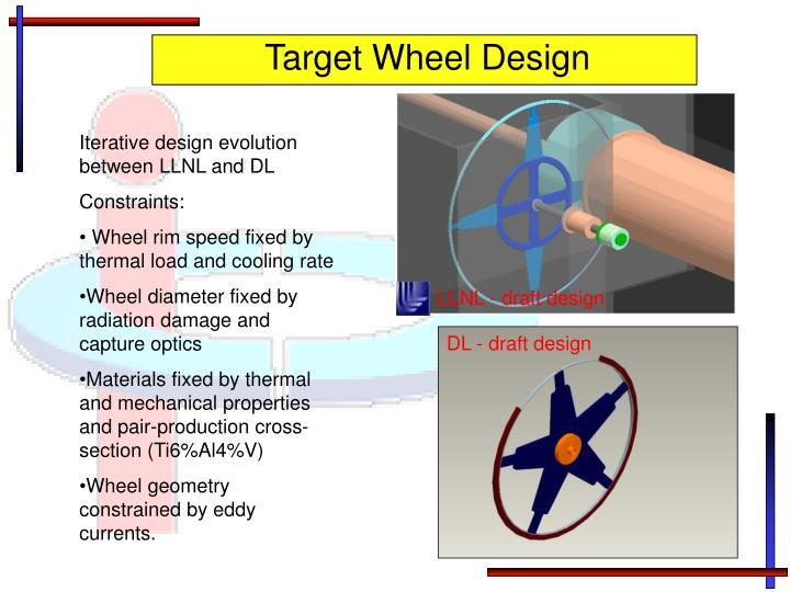 Target Wheel Design