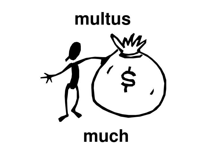 multus
