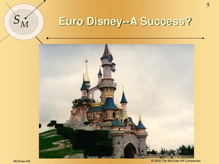 euro disneyland and trompenaars research Disney assignment-the cultural differences between the cultural differences between usa, france and japan are intention when building euro disneyland.