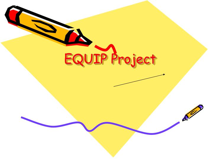 Equip project
