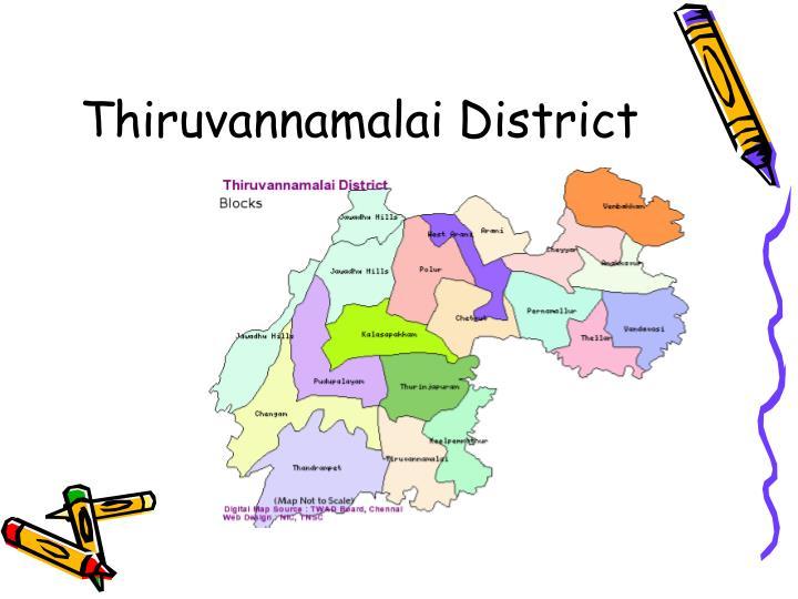 Thiruvannamalai District