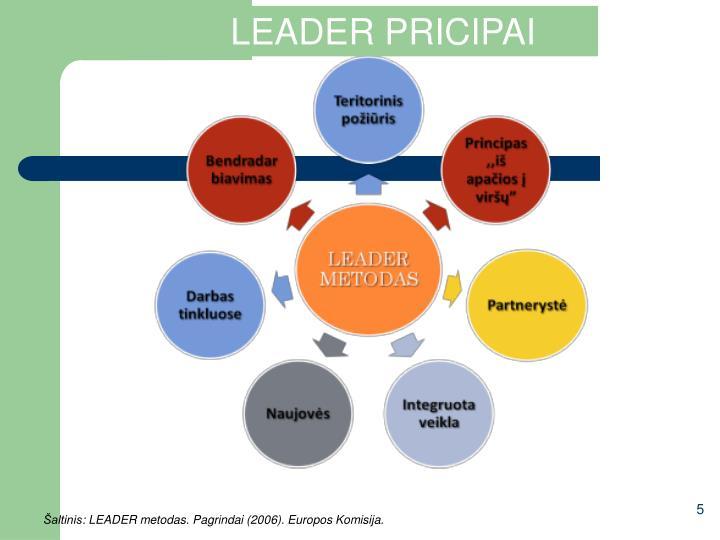 LEADER PRICIPAI