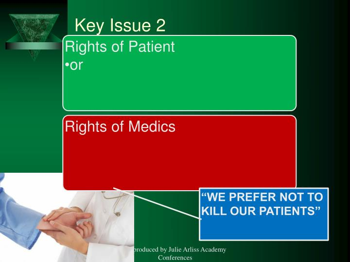 Rights of Patient