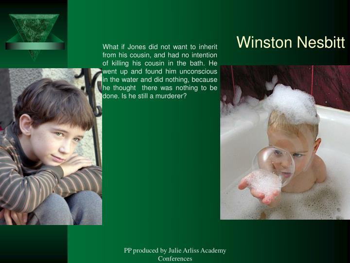 Winston Nesbitt