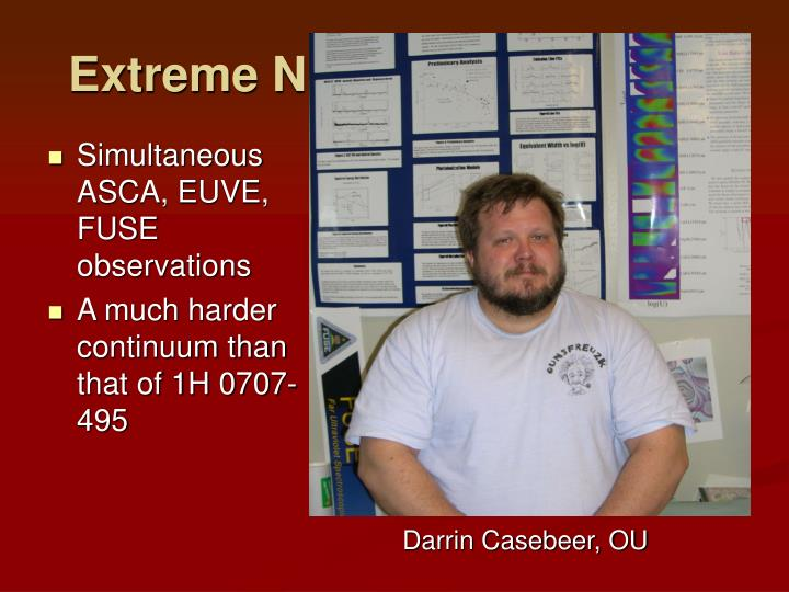 Extreme NLS1s: RE 1034+39
