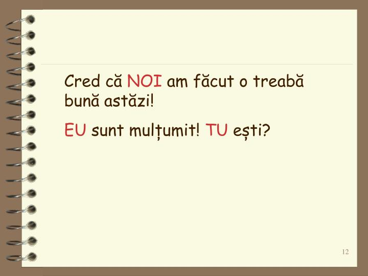 Cred c