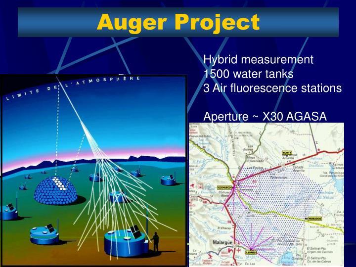 Auger Project