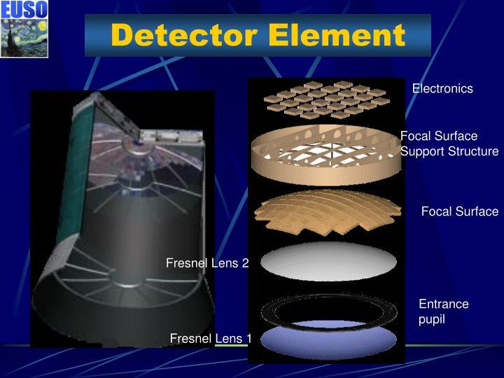 Detector Element