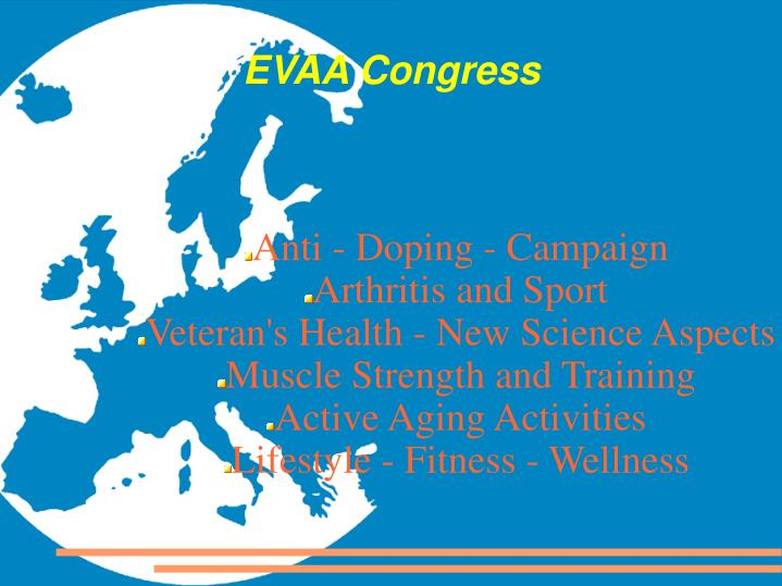 EVAA Congress