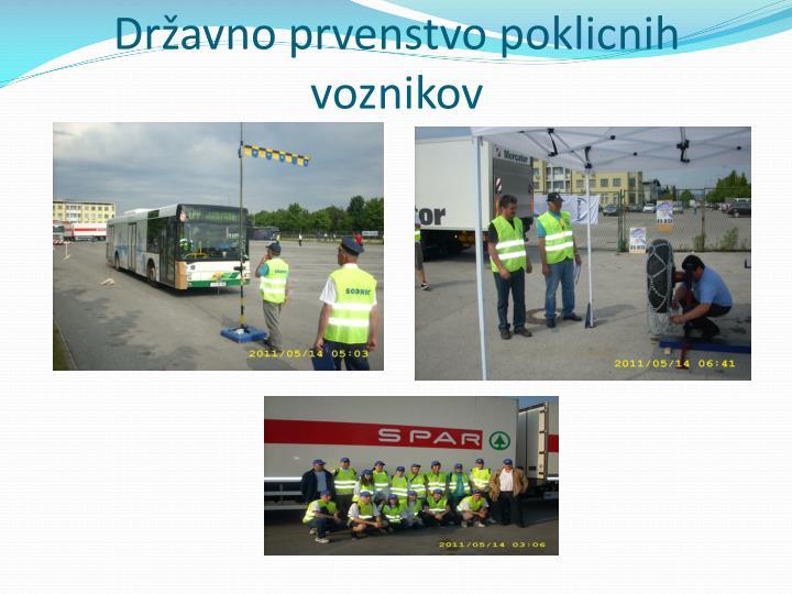 Državno prvenstvo poklicnih voznikov