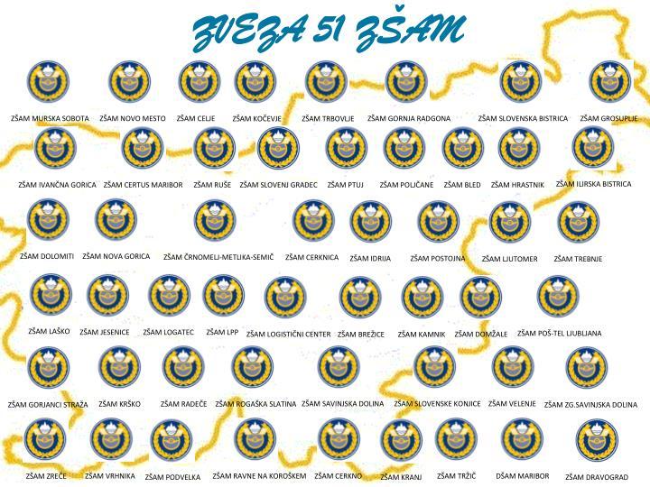 ZVEZA 51 ZŠAM