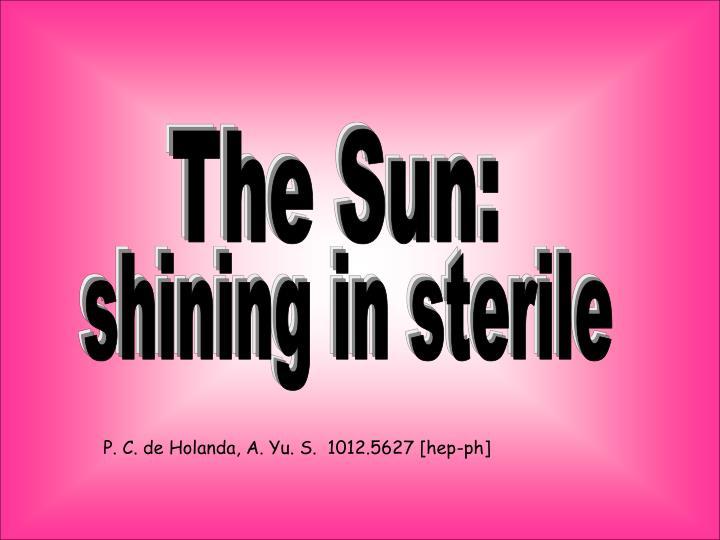 The Sun: