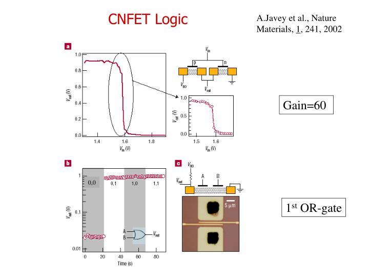 CNFET Logic