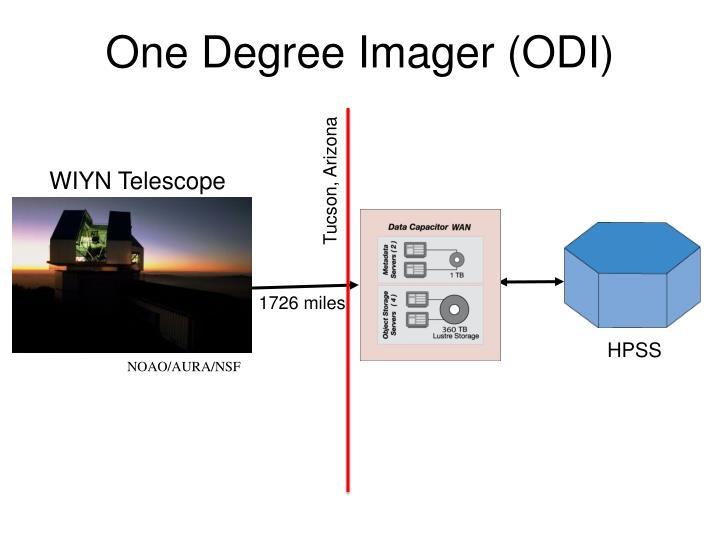 One Degree Imager (ODI)