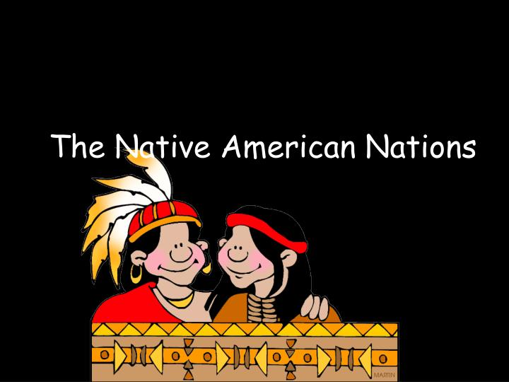 The Native American Nations