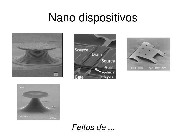 Nano dispositivos