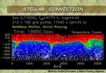 stellar convection